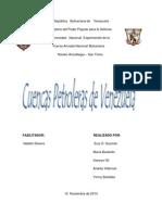República Bolivariana de Venezuela Geologiaaaa