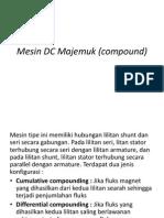 Mesin DC Majemuk (Compound)