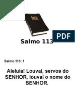 Salmo 113