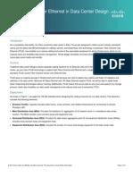 Fibre Channel over Ethernet in Data Center Design