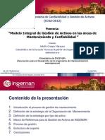 Adolfo Crespo Congreso ICGA 2012