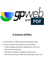 apresentacao Slides GPWEB