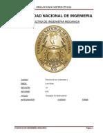 Informe 3 ensayos no destuctivos