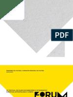 Catalogo Forumdoc 2014
