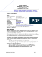 UT Dallas Syllabus for opre6302.0g1.08s taught by Milind Dawande (milind)
