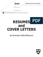 Resume-cover Letter Examples