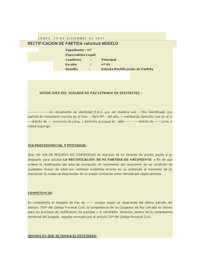 Lujoso Copia Certificada Del Acta De Nacimiento Louisiana Fotos ...