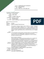 UT Dallas Syllabus for cs6364.001.07f taught by Sanda Harabagiu (sanda)