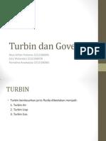 Turbin Dan Governor