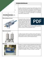 Filtros Industriales