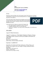 UT Dallas Syllabus for huas6330.001.07f taught by Richard Brettell (brettell)