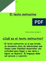 el-texto-instructivo.ppt