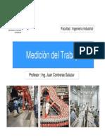 Medición Del Trabajo 2014-2