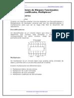 Laboratorio 3 - Decodificadores y Multiplexores