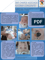Poster Glaucoma Congenito Charge 2