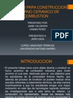 Proyecto Para Construccion de Horno Ceramico de Combustion (2)