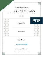 Cabrera CABRERA LaCasaDeAlLado