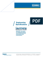 engineering specifications sapphire suppresion systems