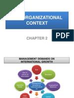 The Organizational Context