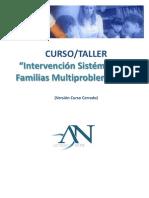Curso Familia Cmds