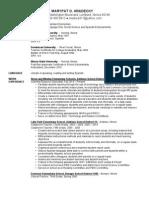 marypat resume2014 2