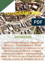 Fotogrametria Powerpoint
