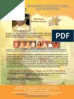 Invitacion Al XIII Retiro de Kriya Yoga Eje Cafetero