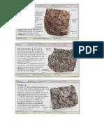 rocas clasificacion