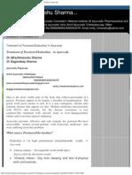 Blog by Dr Himanshu Sharma..._ Treatment of Psoriasis(Ekakushta) in Ayurveda