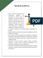 TRABAJO de GLORIA - Objetivos Conclusiones y Recomendaciones