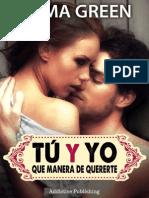 Tu y Yo Que Manera De Quererte. Vol 4