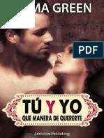 Tu y Yo Que Manera de Quererte. Vol 6