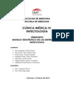 SEMINARIO N°2 INFECTOLOGÍA