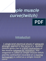 Simple Muscle Curve and NCV