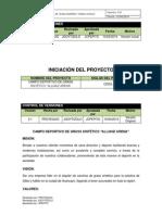 Etapa de Inciación - CDGS AA PP