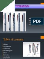 5 Pen Pc Technology presentaion