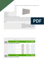 UPS-Symmetra MW Spesifikasi