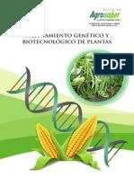 Mejoramiento Genetico y Biotecnologico de Plantas-libre