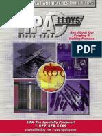 HPAlloys Brochure