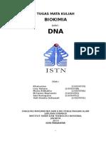 TUGAS BIOKIMIA - DNA .doc