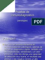 Pruebas de Inmunodiagnostico