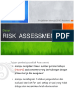 Dasar Risk Assessment