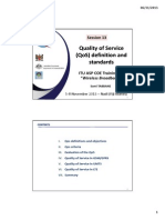 Day3_ Session13_uality of Service (QoS) Definition and Standards
