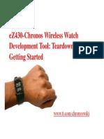 09a EZ430 Chronos Posted