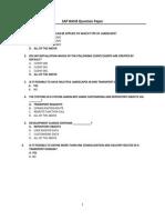 SAP BASIS Question paper.pdf