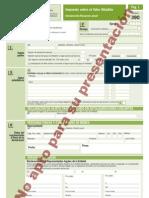 Modelo 390 (Resumen Anual de IVA).