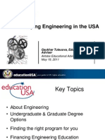 Engineering in the USA