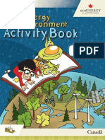 Energy and Environment Activity-book
