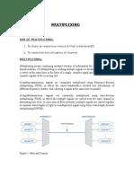 MULTIPLEXING.doc