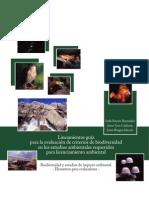 Lineamientos Guía Biodiversidad-EIA